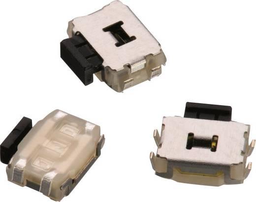 Nyomógomb 12 V/DC 0,05 A 1 x KI/(BE) Würth Elektronik 434333045822 nyomó 1 db