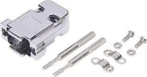 D-SUB doboz pólusszám: 15 180 ° Ezüst BKL Electronic 10120077 1 db BKL Electronic