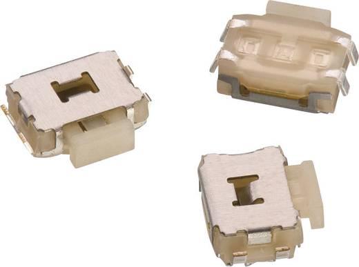 Nyomógomb 12 V/DC 0,05 A 1 x KI/(BE) Würth Elektronik 434353045816 nyomó 1 db