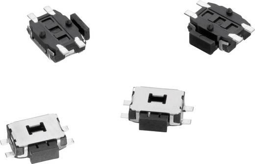 Nyomógomb 12 V/DC 0,05 A 1 x KI/(BE) Würth Elektronik 436331045822 nyomó 1 db