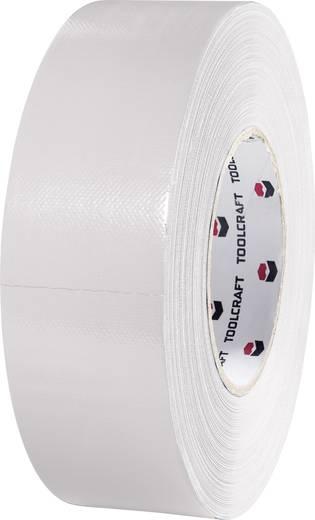 Tömítőszalag (H x Sz) 50 m x 50 mm pamut-, poliészterszövet 80S1250500 TOOLCRAFT, tartalom: 1 tekercs