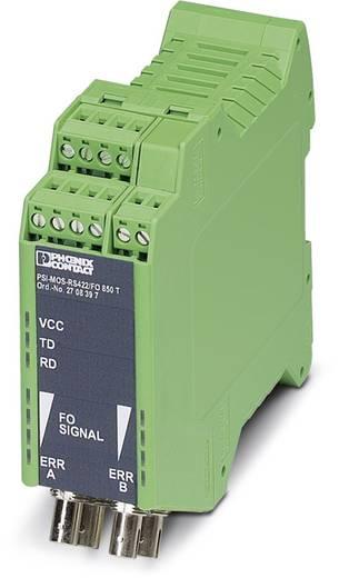 Optikai átalakító, Phoenix Contact PSI-MOS-RS422/FO 850 T