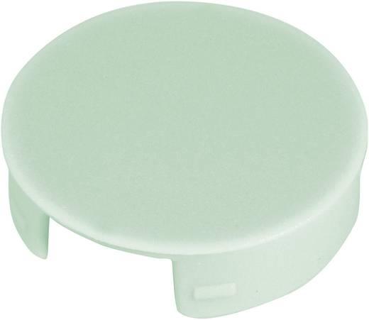 Fedél a Com Knobs gombokhoz 20 mm zöld