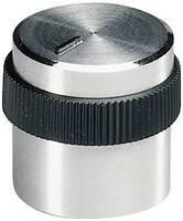 Alu forgatógomb oldalsó csavarrögzítéssel, Ø 4 mm, 15,9 x 4 x 15 x 12,7 mm, OKW (A1416449) OKW