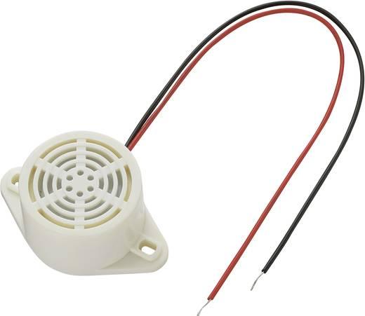 Beépíthető zümmer, mechanikus, KPMB sorozat Hangerő: 90 dB 4 - 8 V/DC 400 Hz Tartalom: 1 db