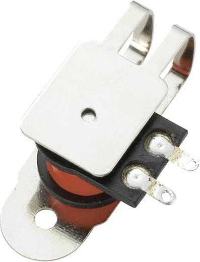 Beépíthető zümmer, mechanikus, KPMB sorozat Hangerő: 80 dB 10.5 - 13.5 V/AC 400 Hz Tartalom: 1 db