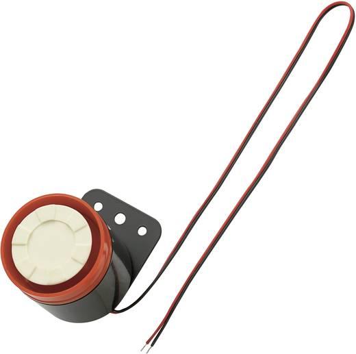 Piezo sziréna, 105 dB KPS-G1500-1020