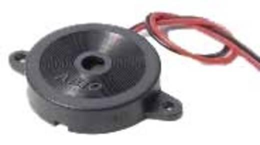 Piezokeramikus jelátalakító vezetékkel 94 dB 30 V/DC 4 kHz