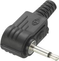 2,5 mm-es jack dugó, 2 pól., Tru Components 1567112 (718989) TRU COMPONENTS