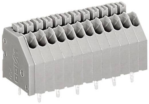 Nyomtatott áramköri lap érintkező, 250 2pólusú, RM2,54