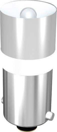 Fehér LED jelzőfény (jelzőlámpa helyettesítő) Signal Construct MEDB2562 Fehér Üzemi feszültség 12 V/DC Foglalat BA9s
