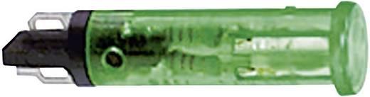Jelzőlámpák LED-del, 5 - 28 V, max. 20 mA, piros (átlátszó), RAFI, tartalom: 10 db