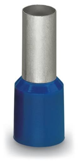 Érvéghüvely 16 mm² 23 mm Részlegesen szigetelt Kék WAGO 216-210 100 db