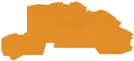 Záró- és köztes lemez, 0,8 MM narancs WAGO 2003-7692