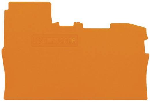 Záró- és köztes lemez, 1 MM narancs