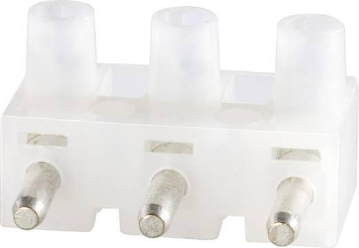 Összedugaszolható sorkapocs (dugó) 3 pólus, 2,5 mm², Adels-Contact 150463