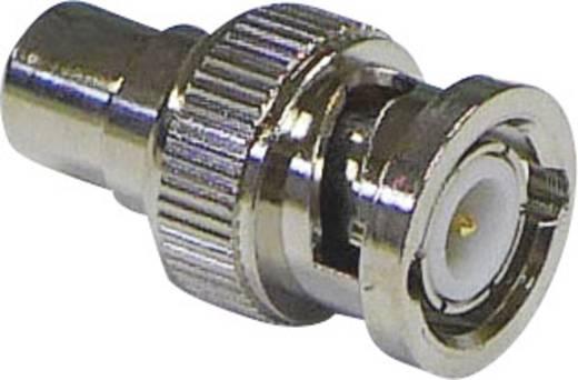 BNC dugó RCA csatlakozóra átalakító adapter