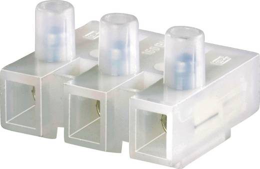 Összedugaszolható sorkapocs (hüvely) 3 pólus, 2,5 mm², Adels-Contact 151463