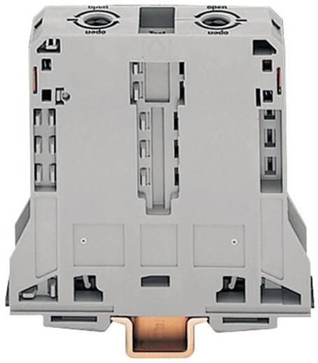 Átvezető sorkapocs, 2 vezetékes, szürke, 25-95 MM²