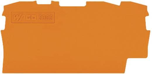 Sorkapocs oldalfal lezáró lemez Wago 2000-1392