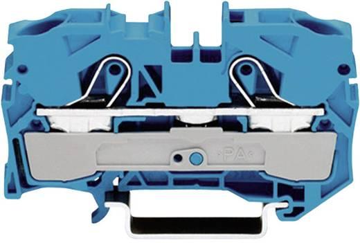 Átvezető sorkapocs, 2 vezetékes, kék, 0,5-10MM²