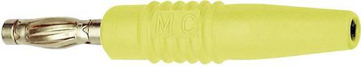 MultiContact lamellás banándugó, forrasztós, SLS425-L, Ø 4 mm, 32 A, sárga, 22.2648-24