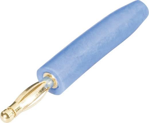 Lamellás dugó Dugó, egyenes Tű átmérő: 2 mm Kék