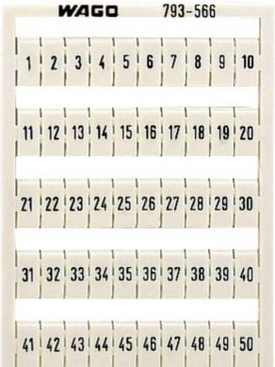 WMB feliratozó kártyák 793-5569 WAGO Tartalom: 1 db
