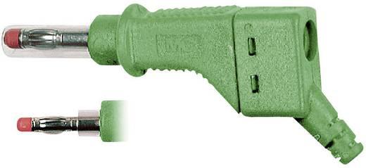 MultiContact lamellás banándugó, csavaros, XZGL-425, Ø 4 mm, 32 A, zöld, 66.9328-25
