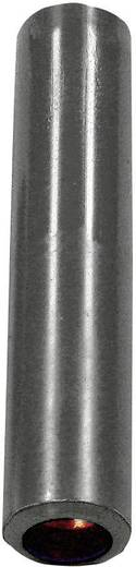MultiContact banánhüvely/hüvely adapter, egyenes, Ø 4 mm, fekete, KK4/4