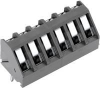 PTR AKZ300/2-5.0 Csavaros kapocstömb 1.50 mm² Pólusszám 2 Szürke 1 db PTR