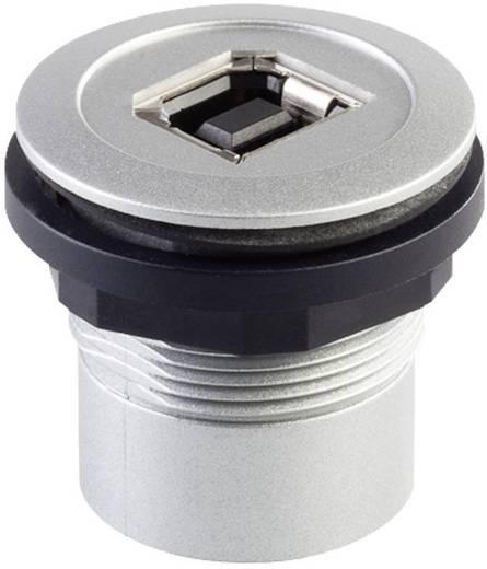 Schlegel beépíthető USB alj 2.0, fém, RRJ_USB_BA