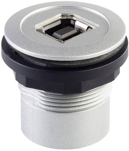 Schlegel beépíthető USB alj 2.0, fém, RRJ_USB_BB