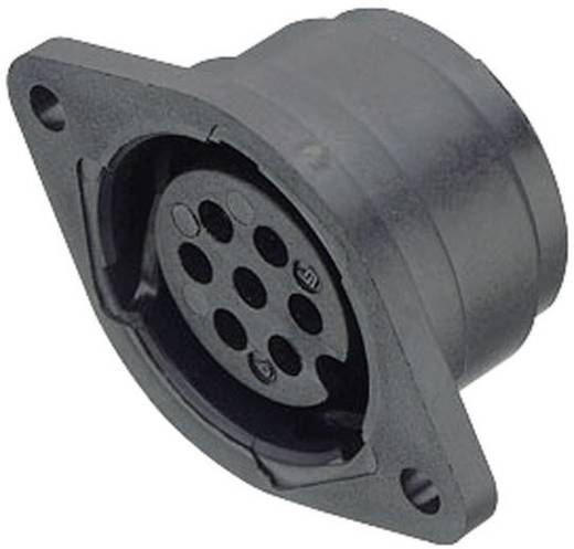 Standard kerek dugaszolható csatlakozó 10 A, pólusszám: 3, Binder 09-0058-00-03