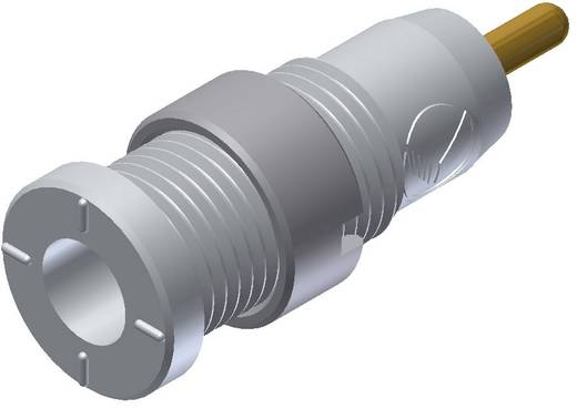 Biztonsági hüvely fehér MSEB 2630 AU 2 mm