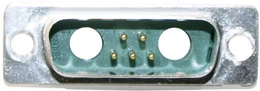 D-SUB tűs kapocsléc 180 ° Conec 7W2 1 db
