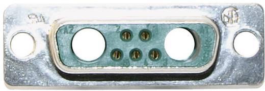 D-SUB hüvelyes kapocsléc 180 ° Conec 7W2 1 db