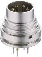 DIN beépíthető dugó, 3 pólusú, nyáklapba építhető, SGR 30 Lumberg