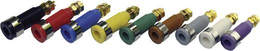 Biztonsági hüvely zöld MSEB 2600 G AU 2 mm
