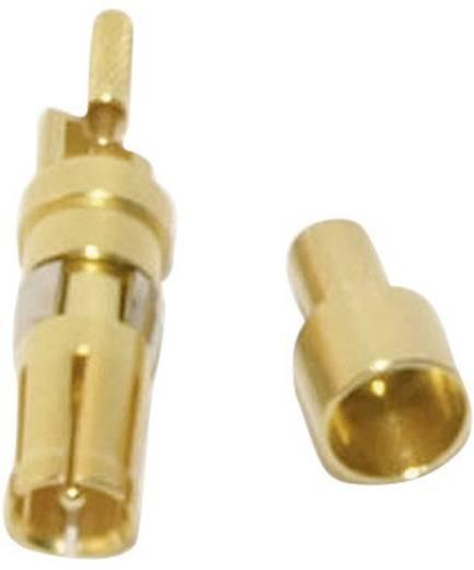 Koaxiális hüvely kontaktus, aranyozott Conec 132J20029X