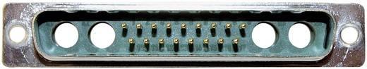 D-SUB tűs kapocsléc 180 ° Conec 21WA4 1 db