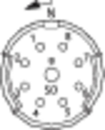 Érintkező betét roppantós érintkezőkkel RC, UC és TU sorozathoz 0.14 - 0.56 mm² RC-1RS1NRM0000 Coninvers