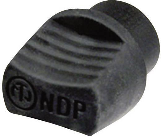 Vakdugó Neutrik NDP fekete, 1db