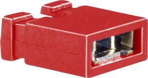 BKL Electronic 10120188 Rövidzár híd Raszterméret: 2.54 mm Pólusok száma sorozatonként:2 Tartalom: 1 db BKL Electronic