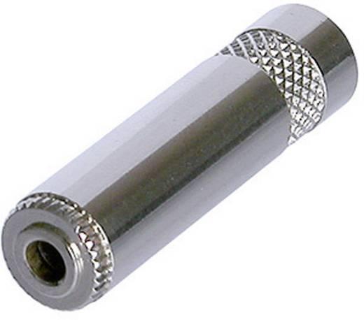 Jack lengőaljzat, 3,5 mm Egyenes Pólusszám=2/góliát NYS240L Rean