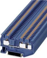 PT 4-TWIN BU átmenő csatlakozó PT 4-TWIN BU Phoenix Contact Kék Tartalom: 1 db Phoenix Contact