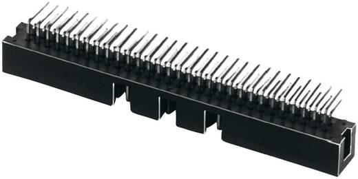 Póluscsatlakozó, RM 2,54 Raszterméret: 2.54 mm Pólusszám: 2 x 3 137-06-2-00-2 W & P Products Tartalom: 1 db