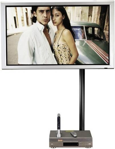 Fali kábelcsatorna, félgömbölyű, fekete színű Hama 83159