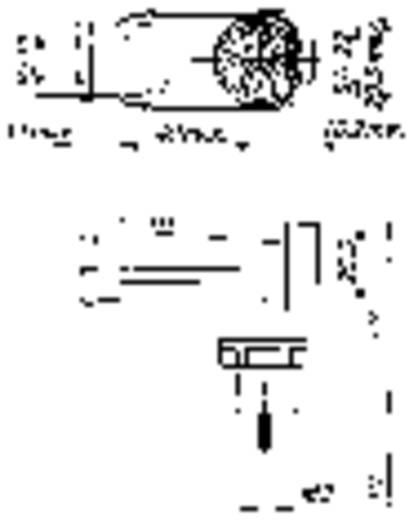 Csatlakozó, névleges feszültség: 60 V,11 + PE 5 A szürke Hirschmann N11R FF 1