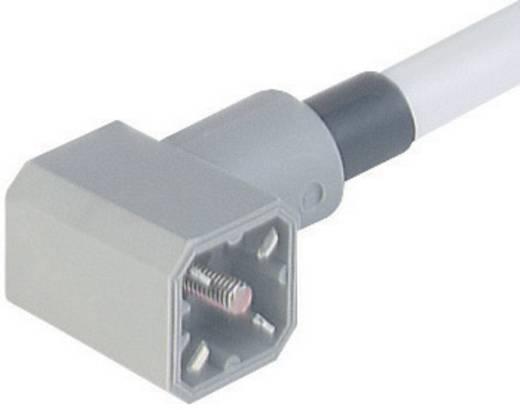 Csatlakozó dugó, vezetékkel 3+PE pólusú szürke G 30 KW M Hirschmann